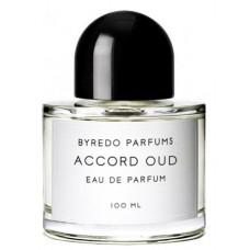 Byredo - Accord Oud